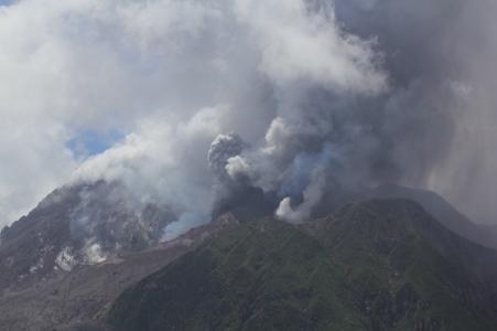Eruption!!!
